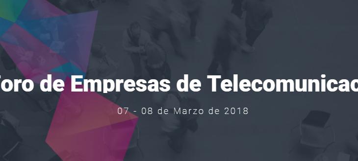 HRCS participa en el Foro de Empresas de Telecomunicación de Málaga