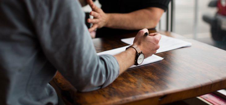 ¿Cómo evitar los nervios en una entrevista de trabajo?