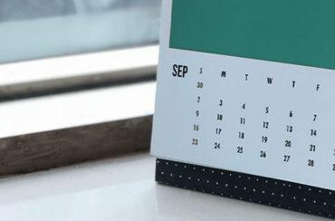 Septiembre: ¿Vuelta de vacaciones?