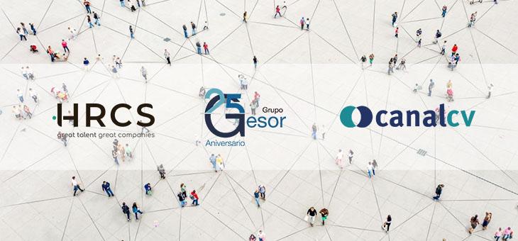 HRCS y GrupoGesor anuncian una alianza estratégica para la incorporación de datos inteligentes en los procesos de selección